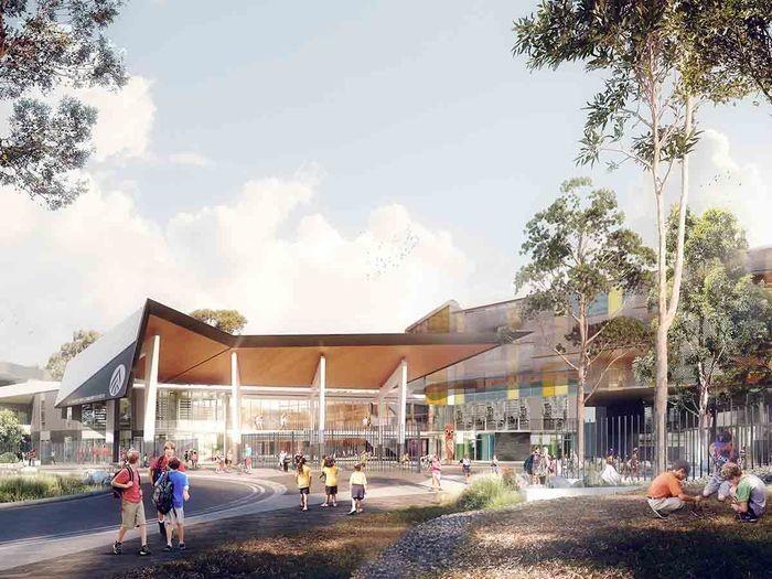 Shell Cove Exhibition Homes : Home shell cove public school